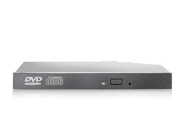 Εικόνα Εσωτερικό DVD-ROM HP 726536-B21 SATA JackBlack Gen9 9.5mm