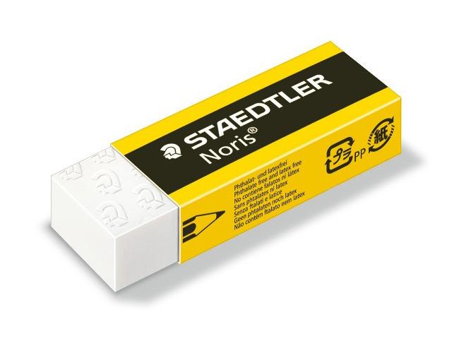 Εικόνα Staedtler γόμα Noris 65x23x13mm (20 ΑΡΑ)