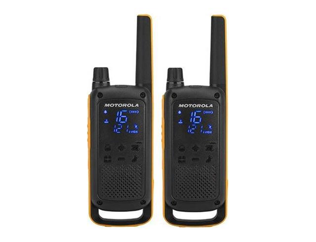 Εικόνα Walkie Talkie Motorola Talkabout T82 Extreme Twin Pack 10km