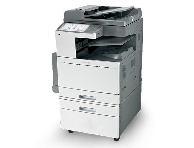 Εικόνα Πολυμηχάνημα Έγχρωμο Lexmark X952de - Α3 - Εκτύπωση, Αντιγραφή, Σάρωση, Fax - Ταχύτητα εκτύπωσης 50 ppm