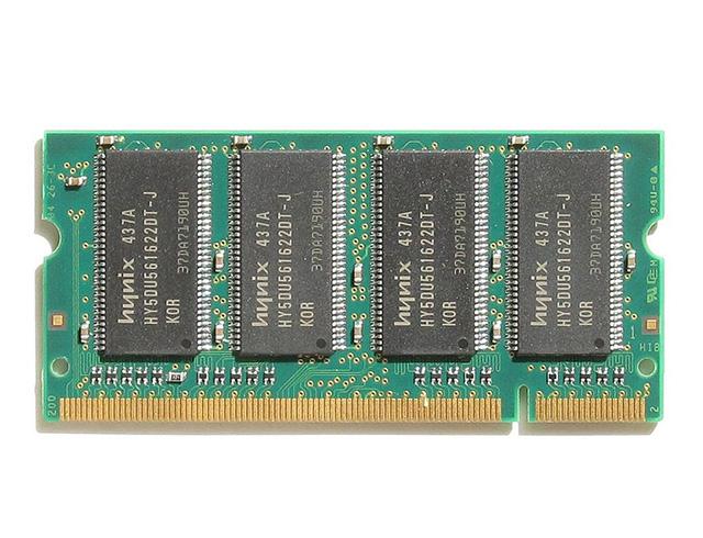 Εικόνα Μνήμη RAM Refurbished για Notebook DDR 256MB SODIMM