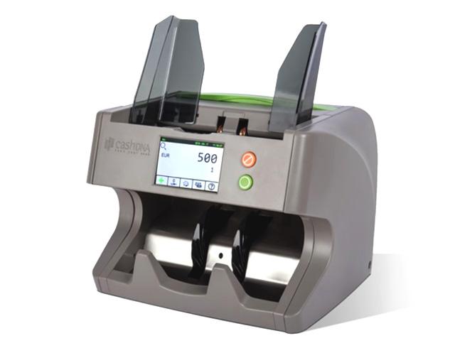 Εικόνα Μηχανή Καταμέτρησης και Ανίχνευσης Πλαστότητας South Automation TN10 cashDNA