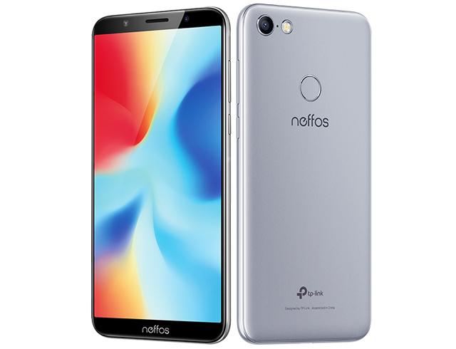 Εικόνα Smartphone Tp-Link Neffos C9A 5.45'' 16GB 4G Dual SIM - Grey TP706A24EU