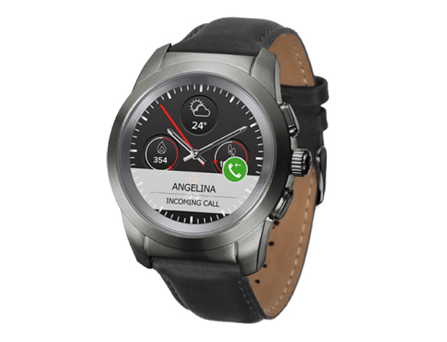 Εικόνα Smartwatch Mykronoz ZeTime Premium (KRTPRBLA) - Black