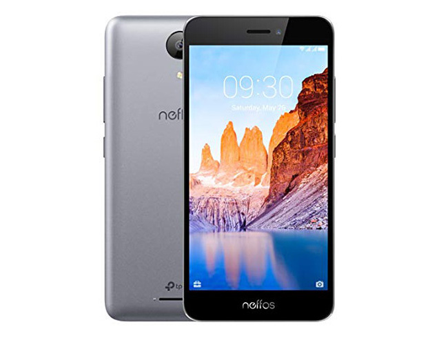 """Εικόνα Smartphone 5"""" TP-Link Neffos C7A (16GB) - Grey"""