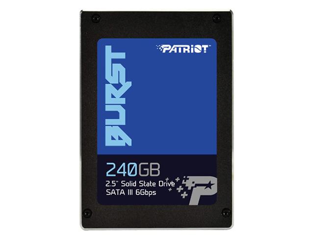 Εικόνα Δίσκος SSD Patriot Burst - 240GB