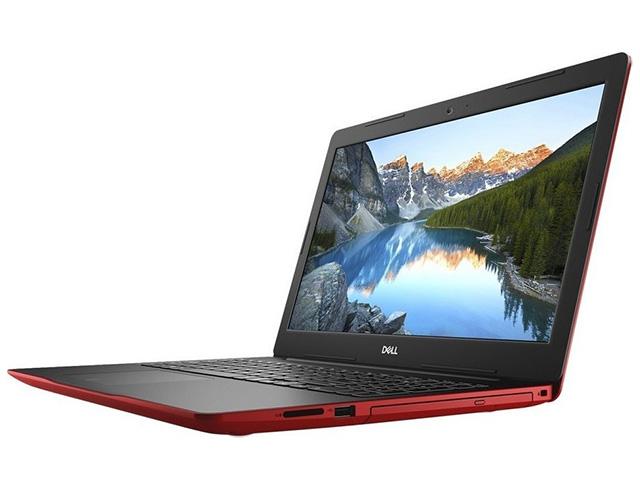"""Εικόνα Dell Inspiron 3580 - Οθόνη Full HD 15.6"""" - Intel Core i5-8265U - 8GB RAM - 256GB SSD - 2GB VGA - Windows 10 Home - BeijingRed"""