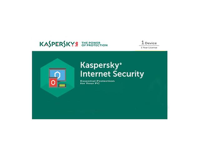 Εικόνα Kaspersky Internet Security Multi Device 2019 - 1 User - 1 Year (Scratch Card)