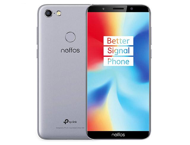Εικόνα Smartphone 5.45'' TP-Link Neffos C9A Dual SIM (16GB) - Grey