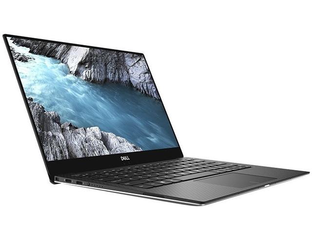 """Εικόνα Dell XPS 13 9370 - Οθόνη FHD 13.3"""" - Intel Core i7-8550U - 8GB RAM - 256GB SSD - Windows 10 Pro - Silver"""
