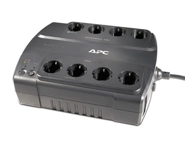 Εικόνα APC Power-Saving Back-UPS ES 8 Outlet 405 Watts - 700VA - 230V - Schuko CEE 7/7P
