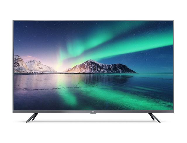 """Εικόνα Smart TV 43"""" Xiaomi Mi 4S 43 (ELA4378GL) - Ανάλυση 4K Ultra HD - Android TV - Ethernet, WiFi, Bluetooth - 3x HDMI, 3x USB"""