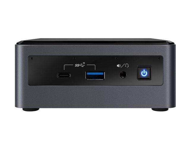 Εικόνα Mini Pc INTEL NUC,NUC10I5FNH2 - Intel Core i5-10210U, 2.5''HDD/SSD, M.2 SSD (BXNUC10I5FNH2)