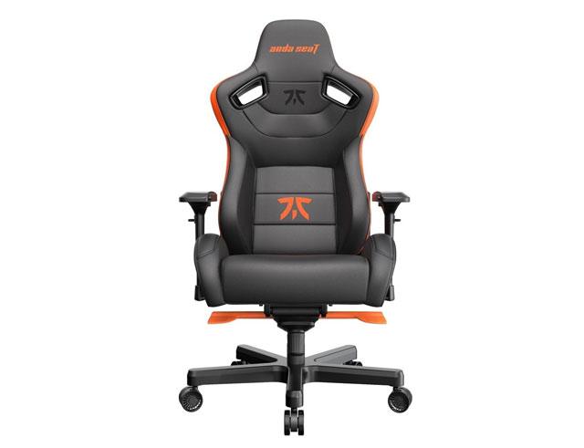 Εικόνα Gaming Chair Anda Seat AD12XL-FNC-PV/F - Fnatic edition -  Black/Orange
