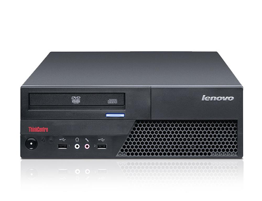 Εικόνα Lenovo ThinkCentre M58P SFF - Intel Core 2 Duo 8xxx - 4GB RAM - 500GB HDD - DVD - Windows 10 Home