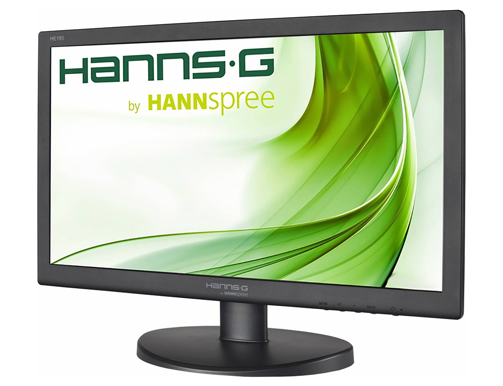 """Εικόνα Monitor 18.5"""" Hanns G HE195A - Ανάλυση HD - VGA"""