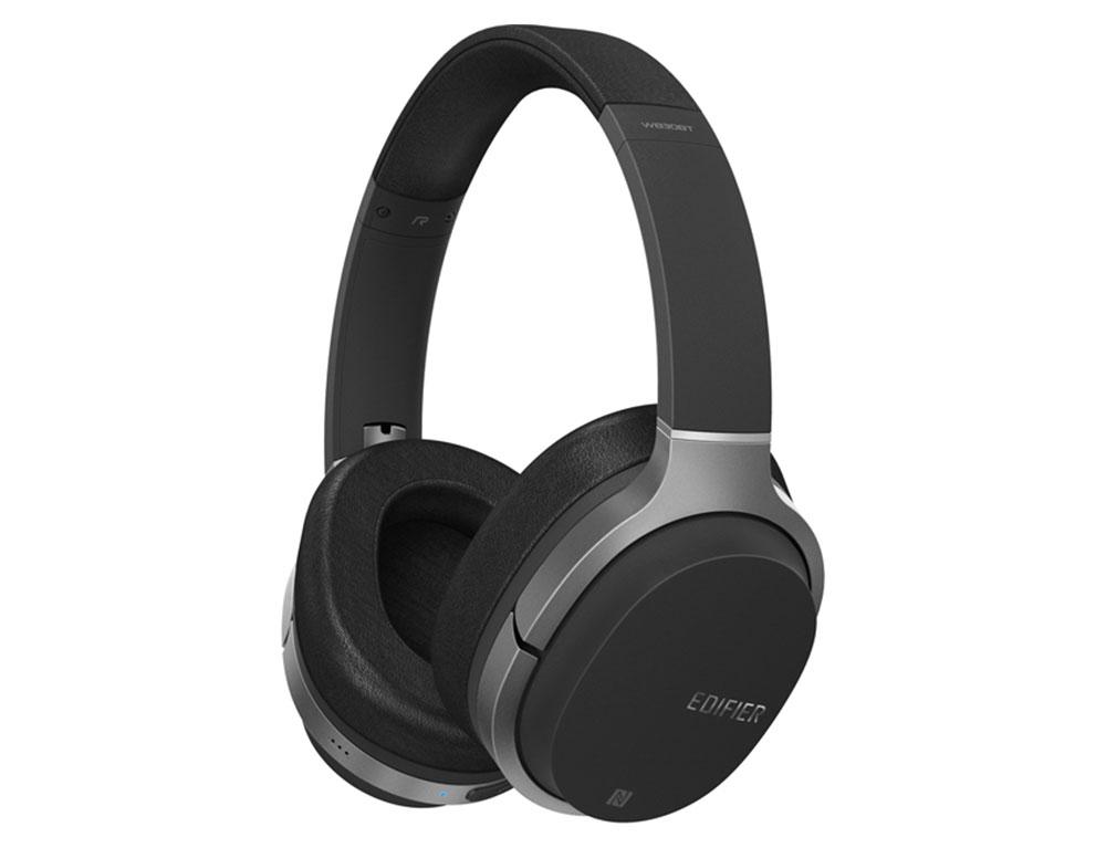 Εικόνα Ασύρματο Headset Edifier W830BT - Bluetooth, 3.5mm - Black