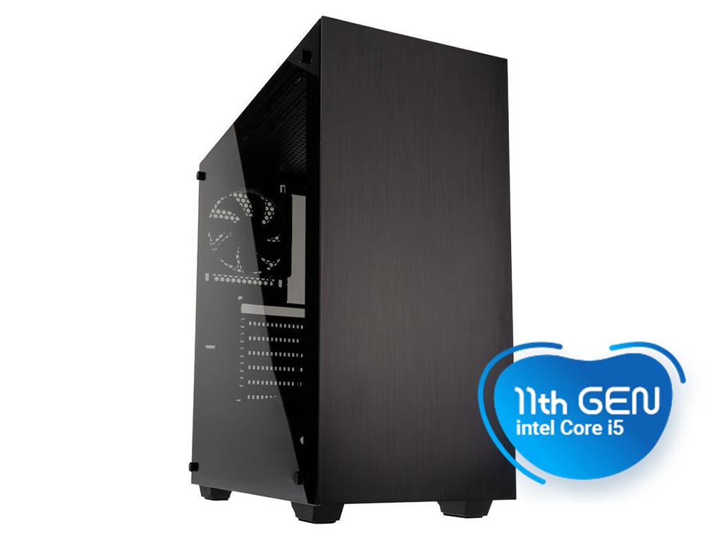 Εικόνα Expert PC Tiamat 5 - Intel Core i5 11500 - 8GB RAM - 480GB SSD - GTX 1650 Super 4GB - FreeDos