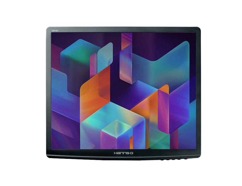 """Εικόνα Monitor 19"""" Hannspree HA 191 DPB - Ανάλυση 1280 x 1024 - VGA, DVI ΧΩΡΙΣ ΒΑΣΗ"""