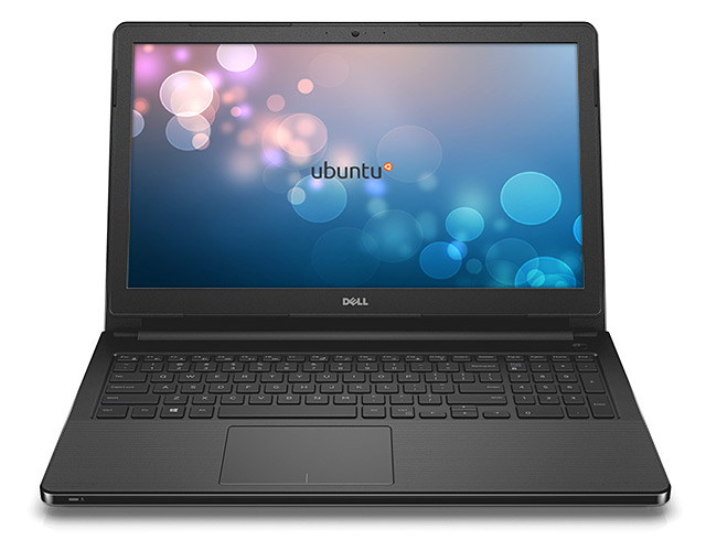 "Εικόνα NOTEBOOK DELL INSPIRON 3558 15.6"" - INTEL CORE I3 5005U - 4GB RAM - 500GB HDD - LINUX"