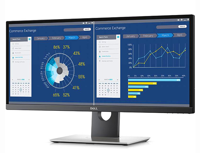 "Εικόνα Monitor 29"" Dell UltraSharp U2917W - WQHD - IPS"