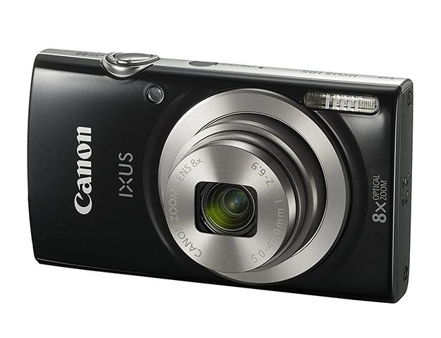 Εικόνα Canon IXUS 185 - κάμερα Compact - Μαύρο