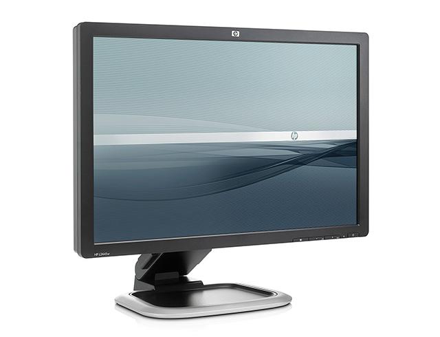 """Εικόνα Monitor 24"""" HP L2445W - Με ανάλυση 1920 x 1200"""