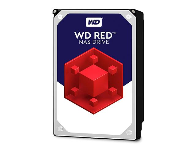 """Εικόνα Σκληρός δίσκος WD Red NAS 3.5"""" 2TB WD20EFRX"""