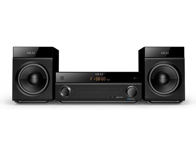 Εικόνα Micro Hi-Fi Akai AM-301K με Bluetooth, USB, SD Card, Aux-In και CD-Player 40W