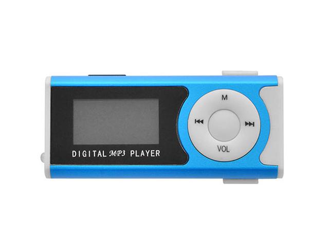 Εικόνα Digital MP3 Player Lamtech LAM020120 16GB with FM Radio - Blue