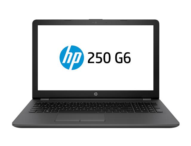 """Εικόνα HP 250 G6 - Οθόνη HD 15.6"""" - Intel® Core™ i3-7020U Processor - 4GB RAM - 1TB HDD - Μπαταρία έως 12 ώρες - FreeDos"""