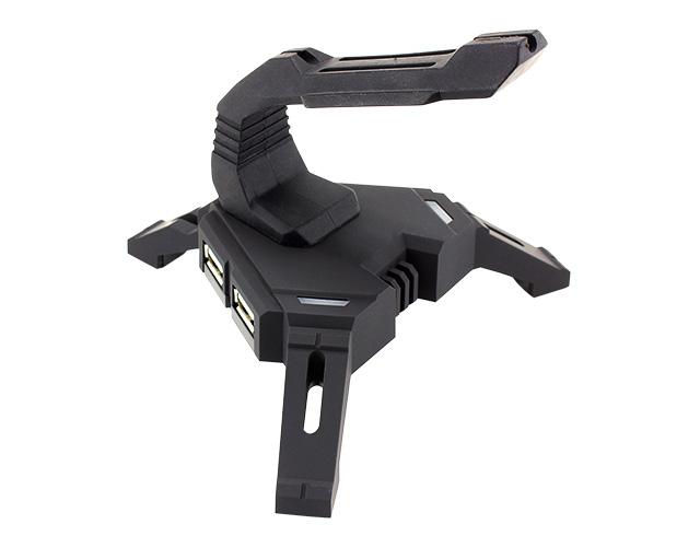 Εικόνα White Shark Gaming Mouse Bungee/USB Hub X-200 Scorpion