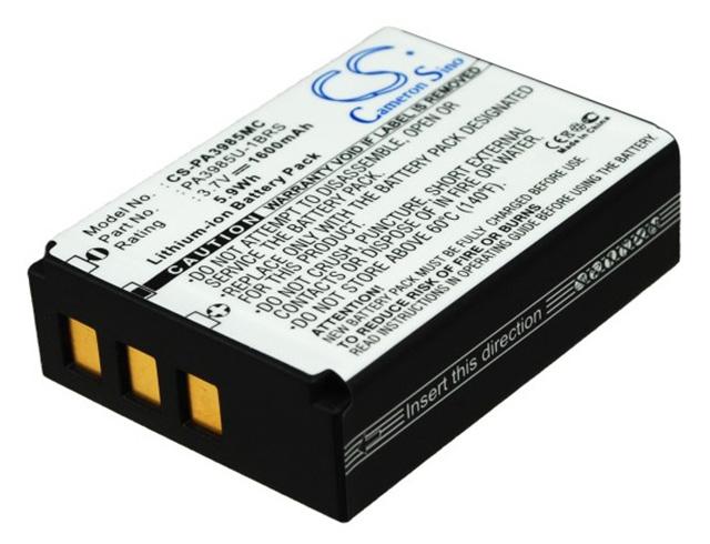 Εικόνα Μπαταρία αντικατάστασης για NP-85, CB-170,  NP-170, 084-07042L-062,, PA3985U-1BRS