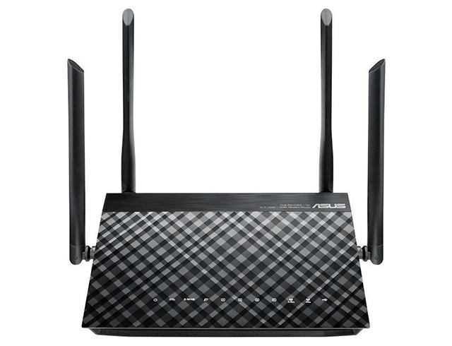 Εικόνα Wireless Modem/Router ASUS DSL-AC52U - AC750 Dual-Band VDSL/ADSL Annex