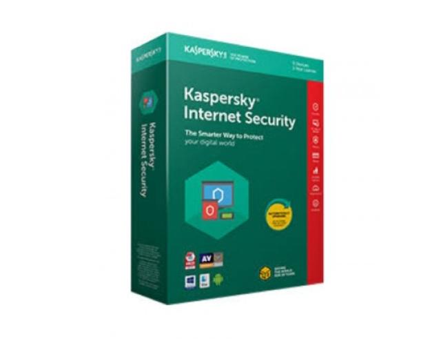 Εικόνα Kaspersky Internet Security Multi Device 2019 - 1 User - 1 Year (Box)