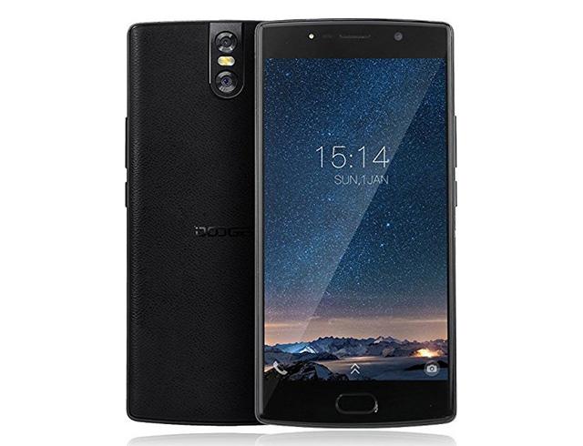 e9adb0b0ce1 Smartphone 5.5'' Doogee BL7000 - Black | COSMODATA
