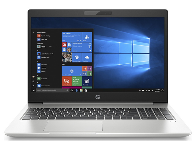 "Εικόνα HP ProBook 450 G6 - Οθόνη Full HD 15.6"" - Intel Core i3-8145U - 4GB RAM - 128GB SSD - Windows 10 Pro"
