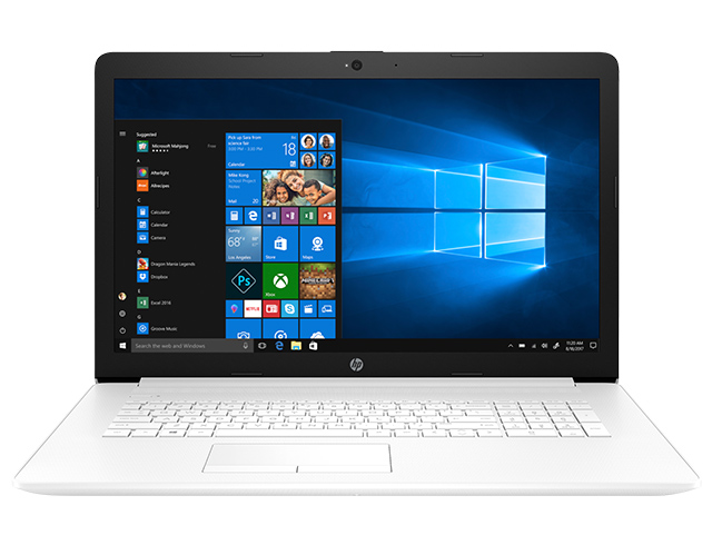 "Εικόνα HP 17-ca1001nv - Οθόνη Full HD 17.3"" - AMD Ryzen 5 3500U - 4GB RAM - 1TB HDD + 128GB SSD - Windows 10 Home"