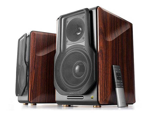 Εικόνα Speaker 2.0 Edifier S3000 Pro - 256W RMS - AUX/RCA Line In, USB Audio, Coxial, XLR, Optical, Bluetooth