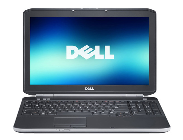 "Εικόνα Dell Latitude E5520 - Οθόνη 15.6"" - Intel Core i5 2ης γενιάς - 4GB RAM - 128GB SSD - DVD - Windows 7 Professional"
