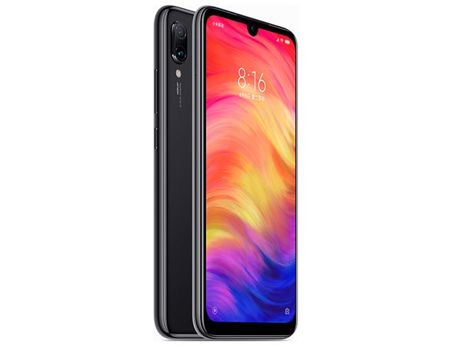 """Εικόνα Smartphone 6.3"""" Xiaomi Redmi Note 7 64GB Dual SIM - Black"""