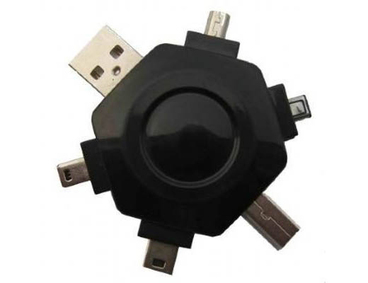 Εικόνα UNIVERSAL 6PORT USB ADAPTER CABLEXPERT