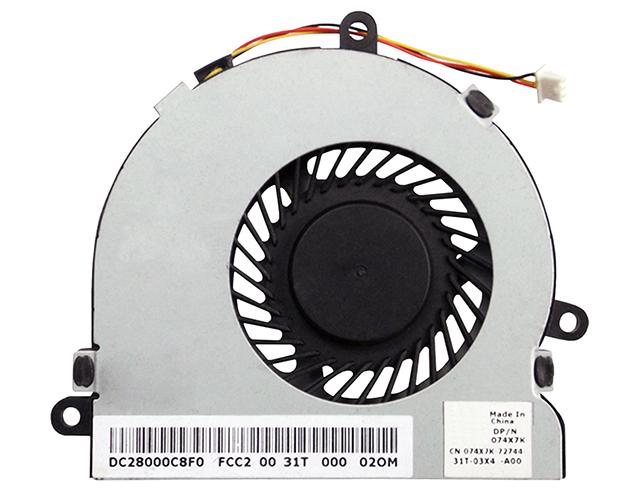 Εικόνα Ανεμιστηράκι/cpu fan για Dell 15R 3521 5521 17R 5721 HP Compaq 240 250 14-R 15-R (OEM, 3PIN)