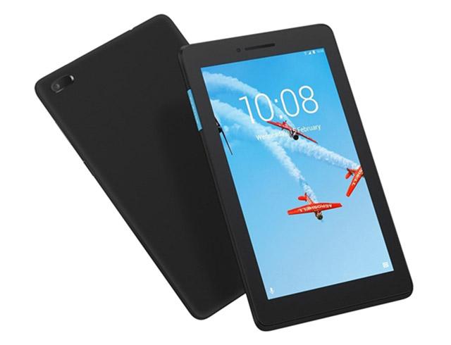 """Εικόνα Tablet 7"""" Lenovo Tab E7 - 8GB - 3G - Black"""