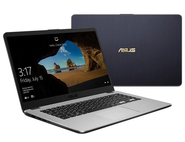 """Εικόνα Asus VivoBook X505ZA-EJ644T - Οθόνη Full HD 15.6"""" - AMD Ryzen R5-2500U - 12GB RAM - 256GB SSD - Windows 10 Home"""
