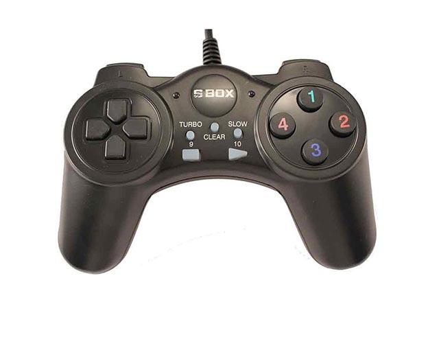 Εικόνα Gamepad Sbox GP-709 USB