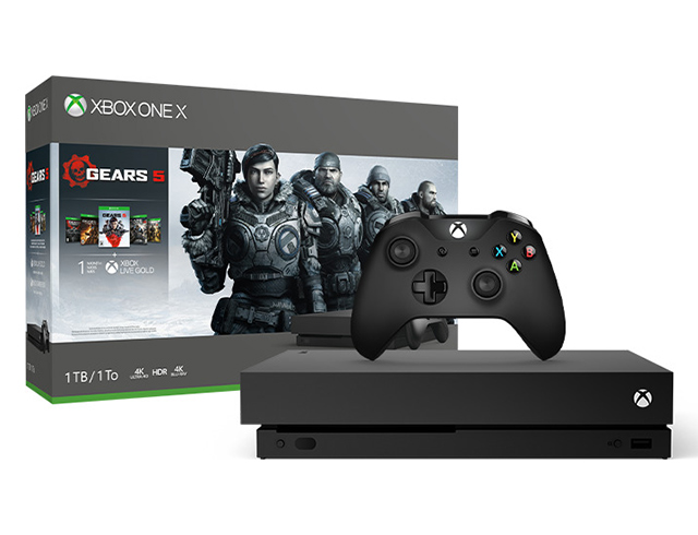 Εικόνα Κονσόλα Microsoft Xbox One X - 1TB Gears of Wars 5