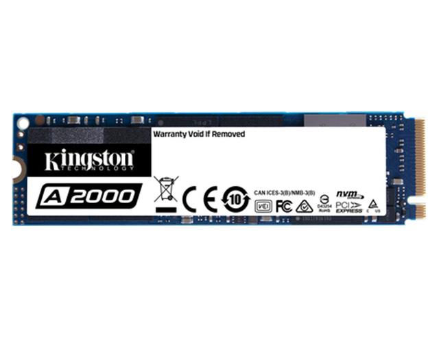 Εικόνα Δίσκος SSD Kingston A2000 - 500GB