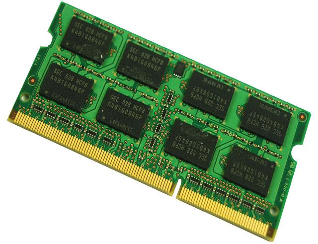 Εικόνα Μνήμη RAM Refurbished για Notebook 4GB DDR3-1333 Sodimm PC3-10600S Dual Rank x8 1.5V