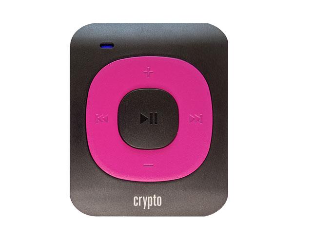 Εικόνα MP3 Crypto MP300 Plus 16G Black/Fuchsia